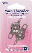 Hemline Yarn Threaders - 2 pack